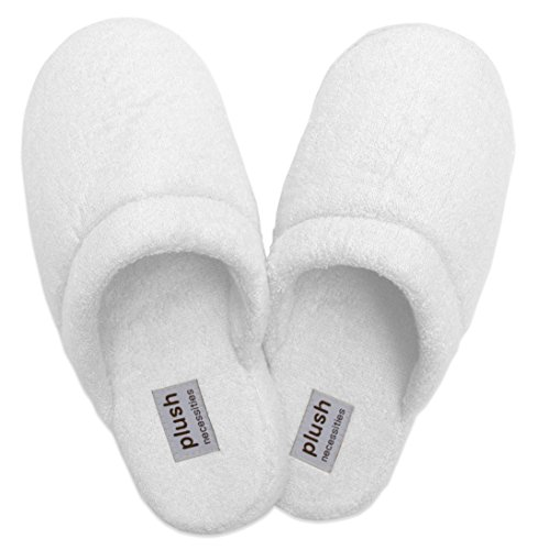 Pure Slippers Pure Terry White Slippers Terry Bliss Bliss qrqzB