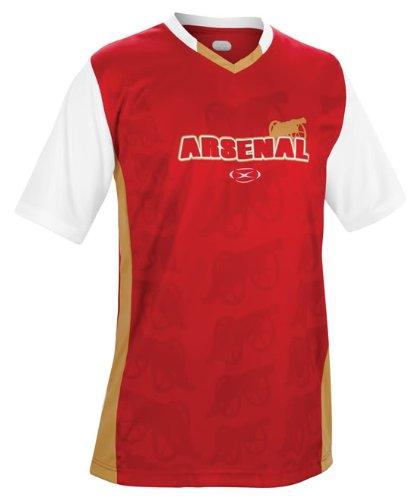 Champion Series II Arsenal Short Sleeve Jersey - Youth Small