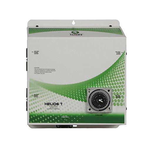 Price comparison product image Titan Controls 8-Light Controller w / Timer,  240V - Helios 7