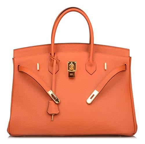 Large Leather Handbags - 8