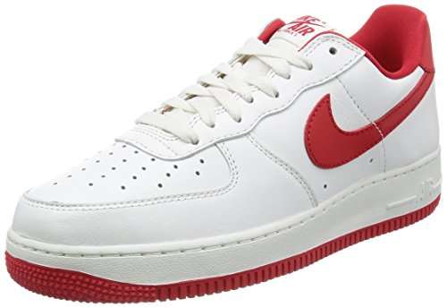 White Shoes Nike Air Force 1 Low Retro (845053-100) 43 - - Nike Air Force 1 Retro
