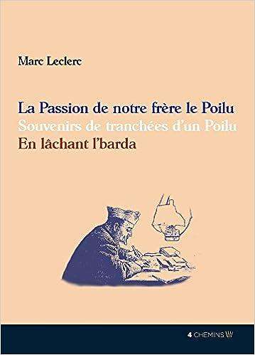 Livre gratuits Passion de Notre Frere le Poilu epub pdf