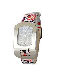Fendi F302034047D1 Women's Chameleon Roma Stainless Steel Quarz Swiss Made Watch