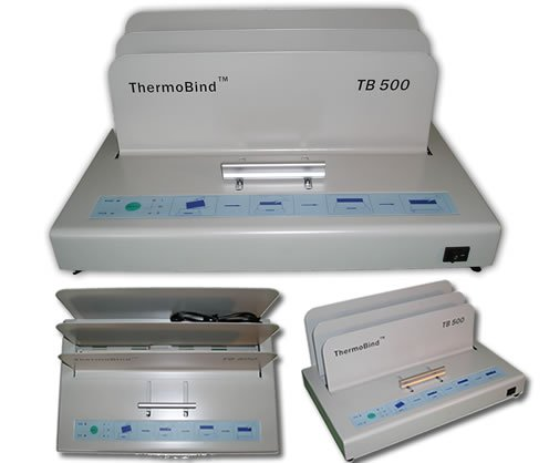 Thermobind ThermoBind TB500 Medium Duty, Universal Thermal Binding Machine