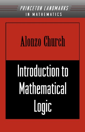 Introduction to Mathematical Logic (List Of Symbols And Meanings In Literature)