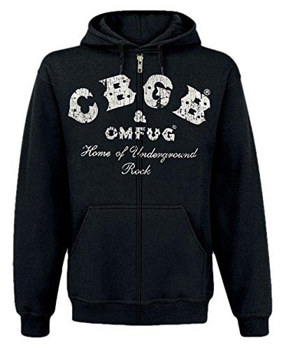 CBGB & OMFUG LOGO (ZIPPER - Logo Von Zipper