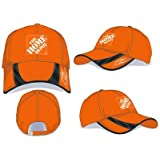 Nascar Tony Stewart Orange and Black Baseball Cap Hat