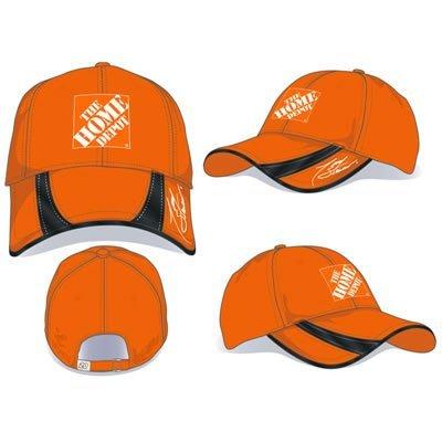 2e190dd9d Amazon.com : Nascar Tony Stewart Orange and Black Baseball Cap Hat ...