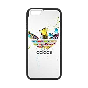 iPhone6 4.7 Case Art Colorful Adidas Pattern iPhone6 4.7 (Laser Technology)