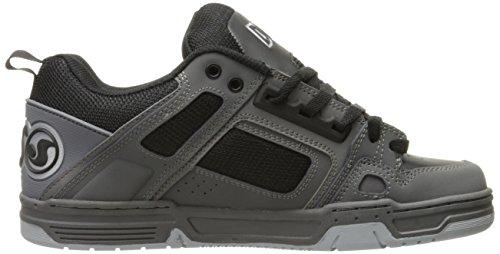 Zapatos DVS Comanche Negro Lime Leather