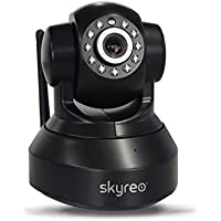 Skyreo SR8918W-BLUS Wireless IP Network Surveillance Camera (Black)