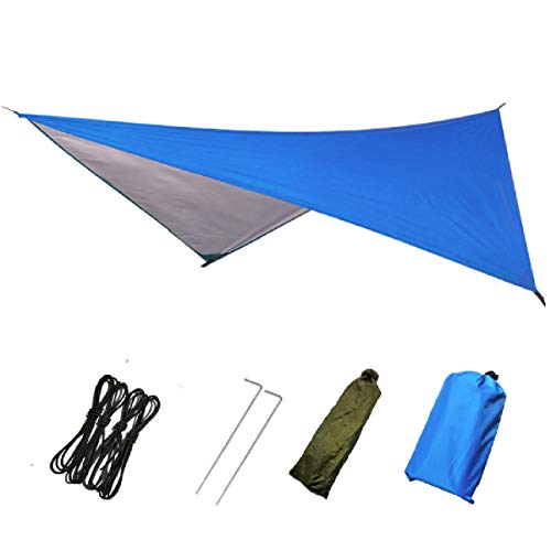 MSR Adjustable Poles 1.2 m 4 ft Foot Tarp Shelter Pole Set Motorcycle Camping