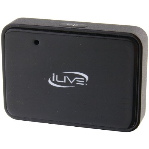 Ilive Iab53b Wireless Bluetooth(R) Receiver And Adapter
