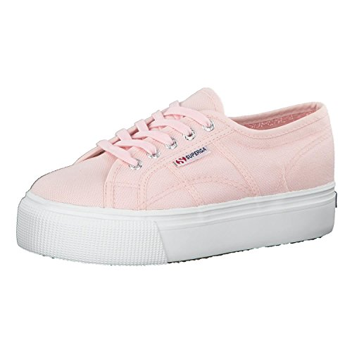 Up Superga And Donna Sneaker Down 2790 Acotw Pink Linea BSFSvxwn