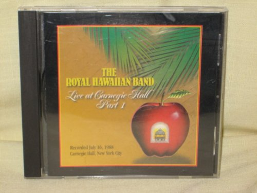 Royal Hawaiian Band: Live at Carnegie Hall, Part I by Olinda Road -- Navarre --