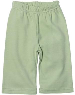Solid Organic Pant