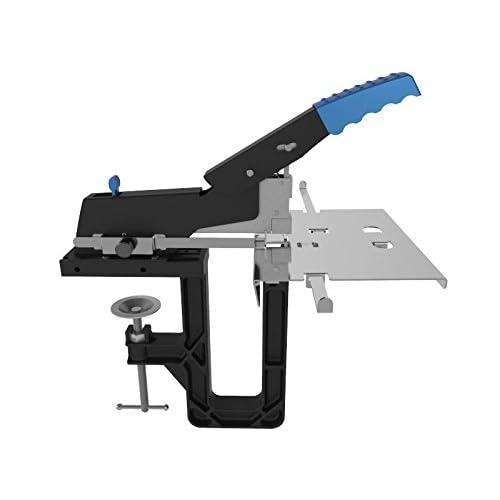 Manual Stapler SH-04 Heavy Stapler Can Both Saddle and Flat