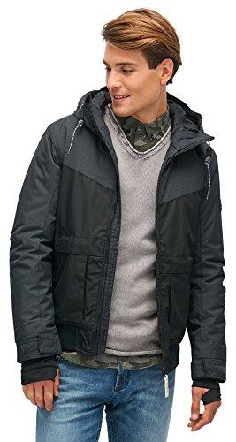 Winter Tailor Denim Hombre Tom Para Blouson Grey Chaqueta qpUC87