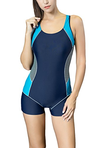 spring-fever-women-slimming-one-piece-boyleg-swimsuit-raceback-athletic-swimwear