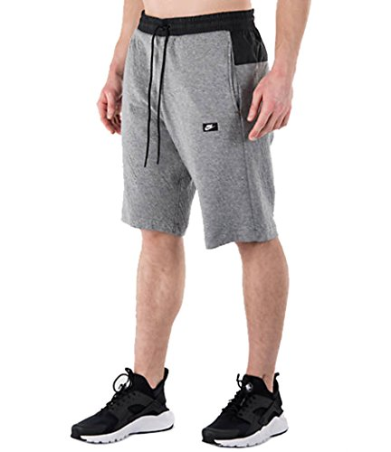 Nike Mens Modern Shorts Dark Grey/Black 834350-091 Size Medium