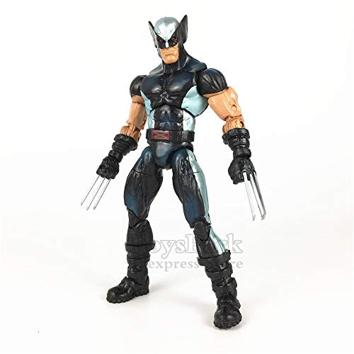 PAPIN Action Figure 6 inch Hot Toys Universe Comic Legends Series Hero Model Toy Figures Christmas Halloween Collectable Gift Mini Small Collectibles Collectible Big Large Gifts for Kids Baby ()