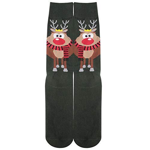 Christmas Gift Socks, Gmark Unisex Soft & Cozy