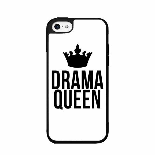 En Vogue Tiara (Drama Queen - Phone Case Back Cover (iPhone 4 4s - Plastic) comes with Security Tag and MyPhone Designs(TM) Cleaning Cloth)