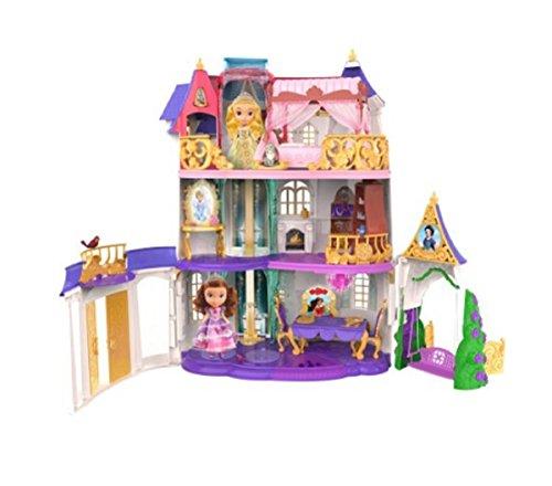 Disney Sofia the First Enchancian Princess Play Castle by Disnery