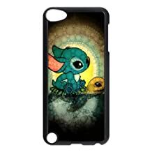 Customize Generic Hard Plastic Shell Phone Cover Lilo and Stitch Back Case Suitable For iPod 5 Touch 5th Generation