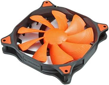 Cougar Vortex HDB 120 Cooling CF-V12H, Orange