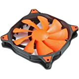 Compucase CF-V12H Cougar Fan with Hydro-Dynamic Bearing,MTBF300,000hrs and Super Silence