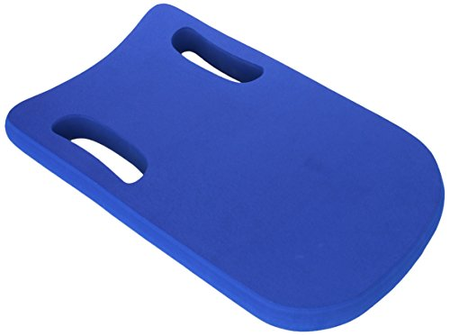 CanDo 20-4111B Deluxe Kickboard With 2 Hand Holes-Blue by Cando