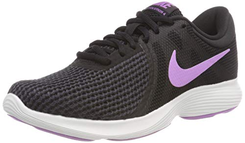 Fitness Grey 011 Multicolore oil black Glow Wmns fuchsia Nike summit Revolution Femme De White 4 Chaussures H44Uga