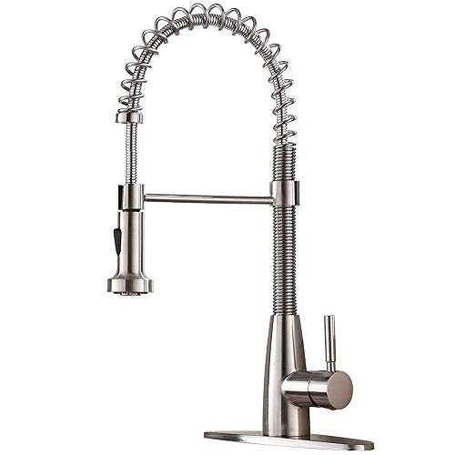 stainless faucet kitchen - 3