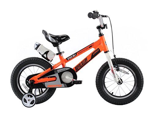 Royalbaby Space No. 1 Aluminum Kid's Bike, 16 inch Wheels, O