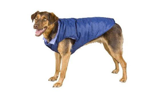 Weatherbeeta Jazz Dog Blanket – 28″ – Navy/light Blue, My Pet Supplies