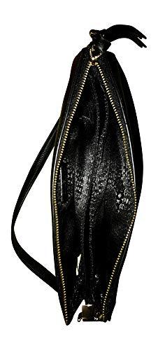 Crossbody York Avenue Kate Madelyne Bag Black Spade New Larchmont CwYqR1Y