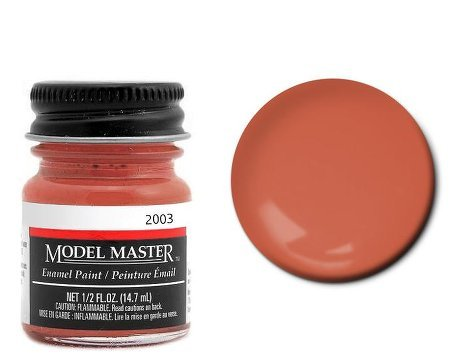 Skin Tone Warm Tint Enamel .5oz - Skin Warm Tone
