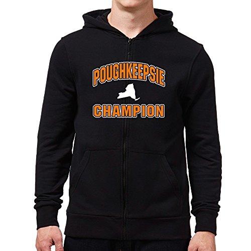 Eddany Poughkeepsie champion Zip Hoodie (Poughkeepsie Zip)