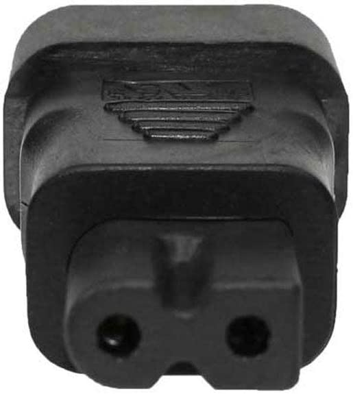 Polarized C7 to C14 Power Plug Adapter SF Cable