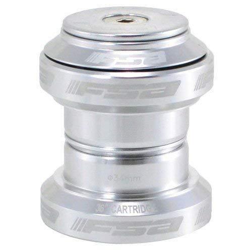 Silver #XTE1508 FSA Orbit MX 1-1//8 Threadless MTB Road Headset with Top Cap