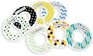S&T 525601 Unisex Baby Closet Dividers for Clothes - Assorted,