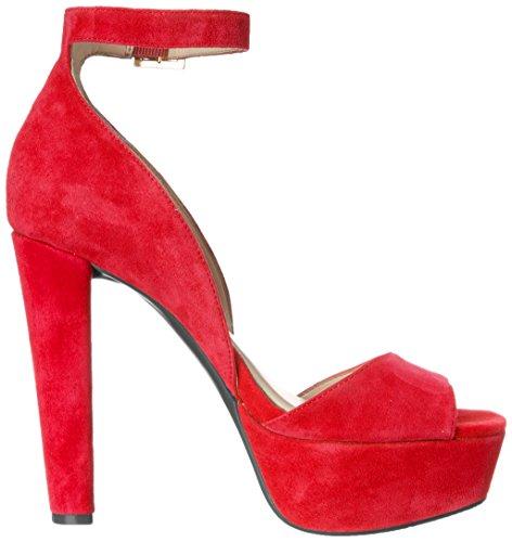 Jessica Simpson Femmes Athènes Plate-forme Pompe Rouge À Lèvres