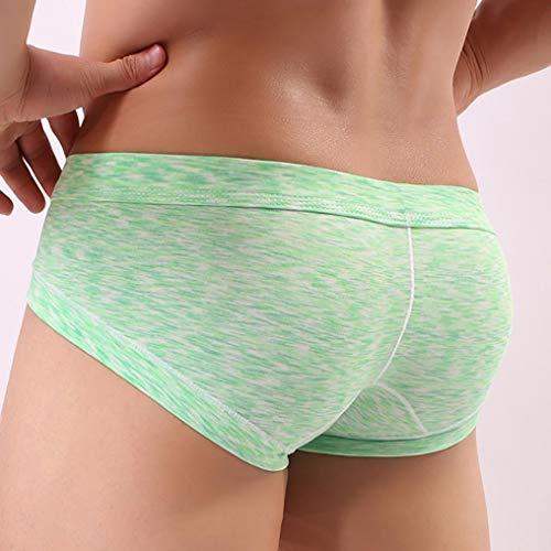 Caleçons Boxer Sexy Vert Aimee7 Mode Culottes Imprimé Slip Triangle Mince Homme Briefs Uw1xqAnxSz