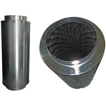 Amazon Com Phresh 701210 Duct Silencer 8 Inch By 24