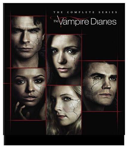 The Vampire Diaries Complete Series Box Set Seasons 1 - 8 DVD
