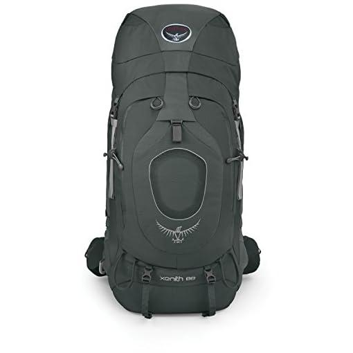 Osprey Xenith 88 hiking bag Gr. L grey