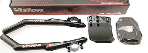 FSA VISION TECH TRIMAX Carbon TT Clip-on Bars J-Bend 26.0 x 230mmTri Bike 670-3230NP - Visiontech Trimax Carbon