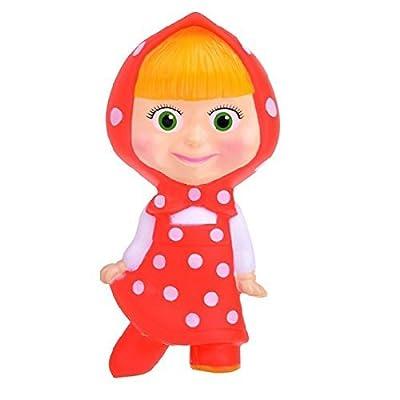 Masha and the Bear Plastic Toy (Masha) 10 cm : Baby