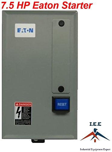 Eaton 7.5HP Single 1 Phase 230V Magnetic Starter B27CGF40B040 Motor Control New